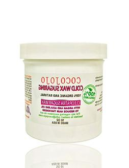 10 Oz Cocojojo Cold Sugaring Wax Hair Removal Paste to Use w