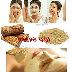 100g PURE THANAKA TANAKA Powder Natural Anti Acne Aging Whit