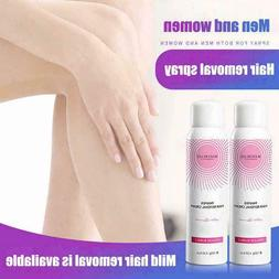120g Hair Removal Mousse Spray Natural Painless Permanent So