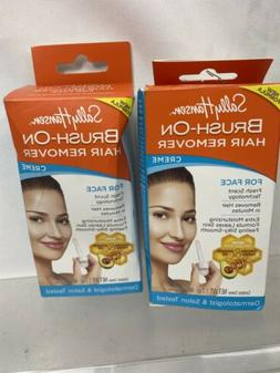 Sally Hansen Brush-On Hair Removal Creme for Face