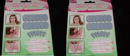 Smooth Away Hair Removal 18 replacment pads each As Seen on