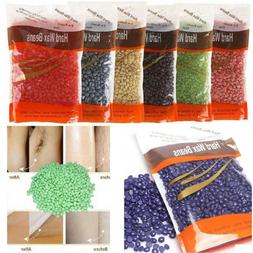 500g Hard Wax Beans No Strip Hot Film Wax Bead Hair Removal