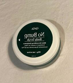 GiGi No Bump Body Scrub with Salicylic Acid for Ingrown Hair