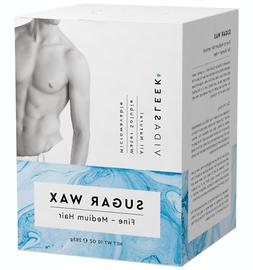 Hair Removal Waxing Kit Men + Women, All Natural | BodyHonee