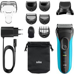 NEW! Braun Series 3 3-in-1 Shave and Style Wet and Dry Water