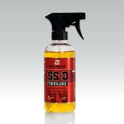 Walker's C22 Solvent 12Oz Spray For Lace Wigs & Toupees