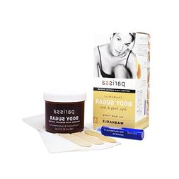 Parissa Chamomile Sugar Wax , Waxing Kit for Hair Removal, F
