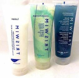 TRISWIM Chlorine Removal Swimmers Shampoo Moisturizing Repai
