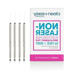 clean and easy electrolysis replacement stylet tip
