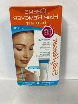 SALLY HANSEN Creme Hair Remover Kit For Face Hair Removal