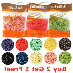 Hard Wax Beads Depilatory Beans Waxing Hair Removal Hot Film