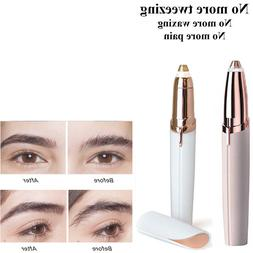 Electric Flawless Instant Hair Remover For Brows Eyebrow Hai