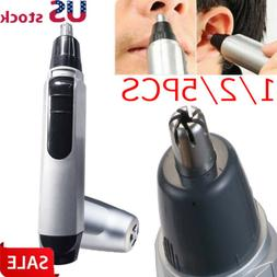 Electric Nose Nasal Ear Facial Eyebrow Hair Removal Shaver T