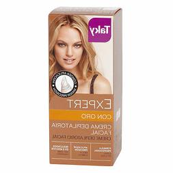 Taky Expert with GOLD Face Depilatory cream Hair Removal NOS