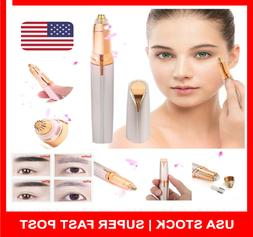 eyebrow hair removal finishing touch flaw women