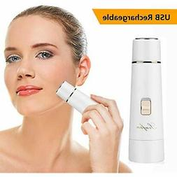 Facial Hair Removal For Women Rechargeable - 2019 USB Waterp