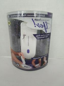 AS SEEN ON TV FINISHING TOUCH YES ALL-OVER HAIR REMOVAL SAFE