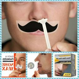Full Set Men Nose Hair Removal Cream Nostril Cleaning Stick