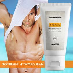 Hair Growth Inhibitor Cream Permanent Body and Face Hair Rem