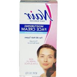 Nair Hair Removal Cream For Face With Special Moisturizers 5