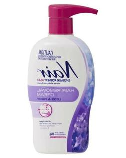Nair Hair Removal Cream Shower Power Max  All Skin Types 312