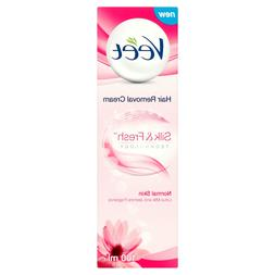 Veet Hair Removal Cream Silk & Fresh Lotus Milk For Normal S
