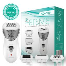 VOYOR Hair Removal for Women Facial Epilator Electric Razor