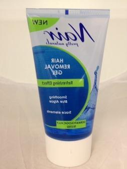 hair removal gel smoothing blue