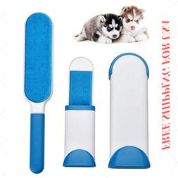 Hair Remover Pet Lint Brush Fur Cleaning Fluff Reusable Dust