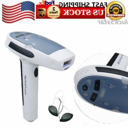 IPL Laser Epilator Painless Permanent Hair Removal Device fo