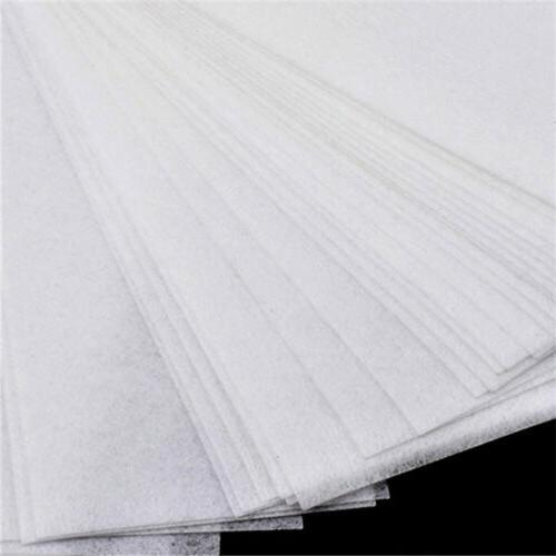 100 Pcs Depilatory Paper Hair Removal Paper Spa