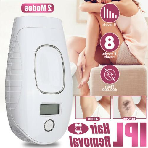 2 in1 laser ipl permanent hair removal