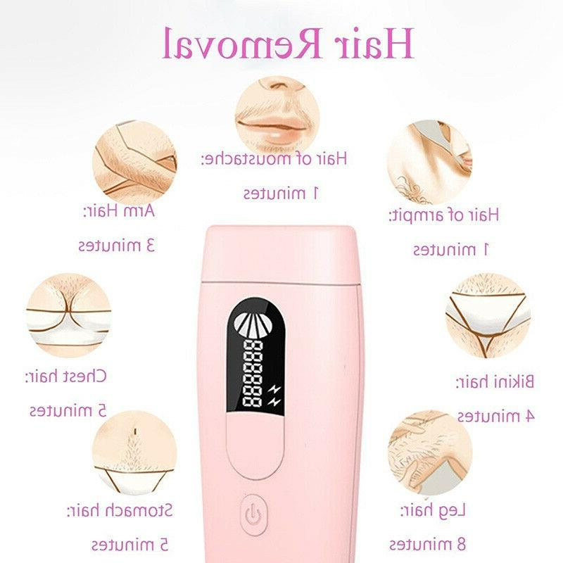 900000 Flashes Laser Hair Removal Body Face