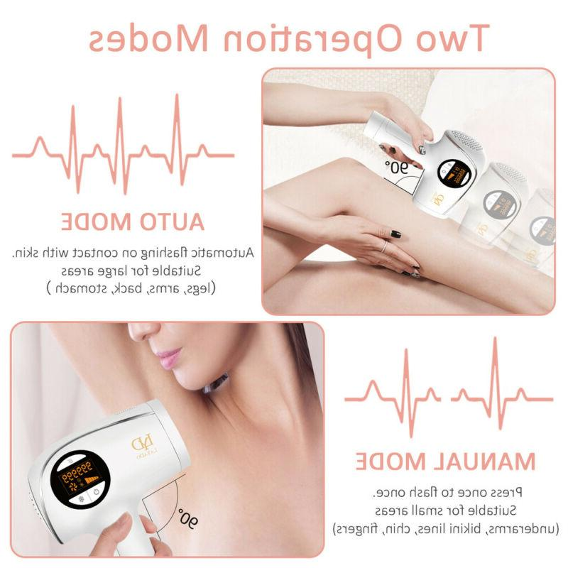 999999 Flashes Hair Permanent Painless For Body