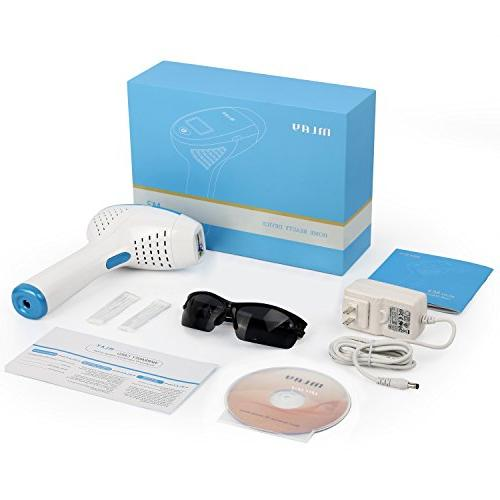 MLAY Device - Hair Removal - Technology for Hair Removal