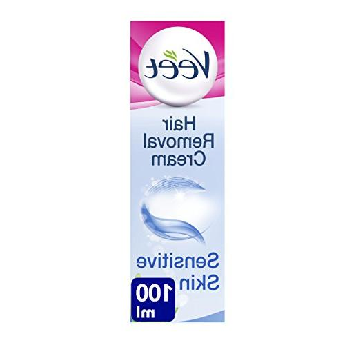 Veet Hair Removal Cream Sensitive Skin With Aloe