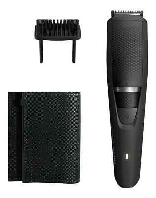 beard and stubble trimmer series 3000 hair