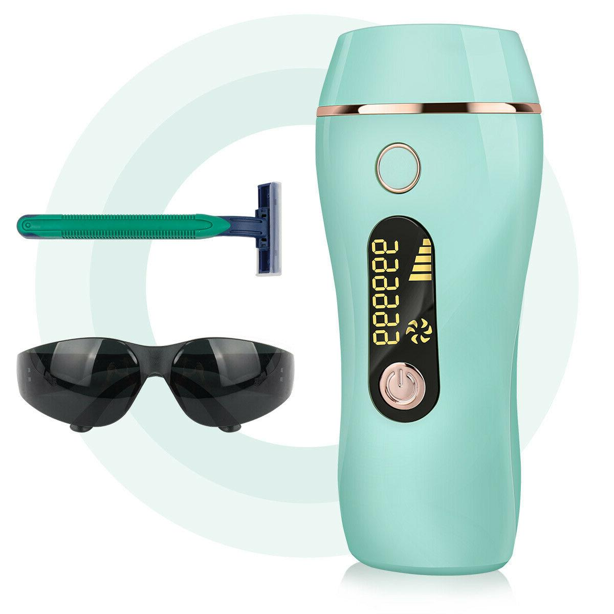 LCD Electric IPL Laser Hair Machine Whole