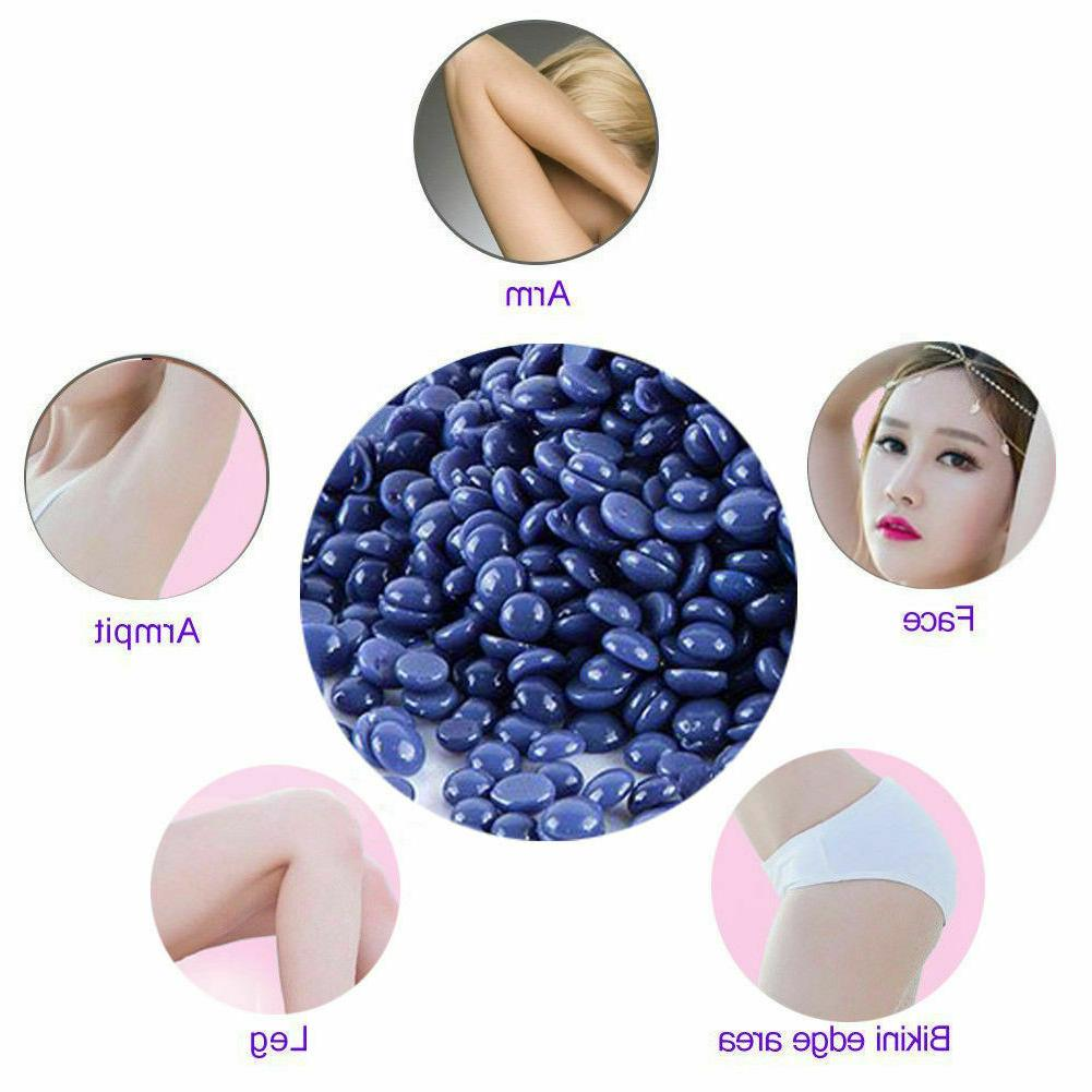 Hot Removal Waxing + Wax beans &