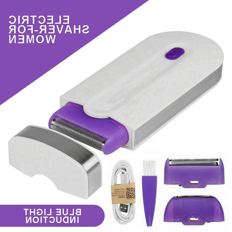 electric rechargeable laser hair removal machine epilator