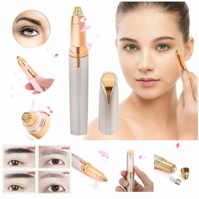 Eyebrow Hair Finishing Touch Flaw Women's Trimmer