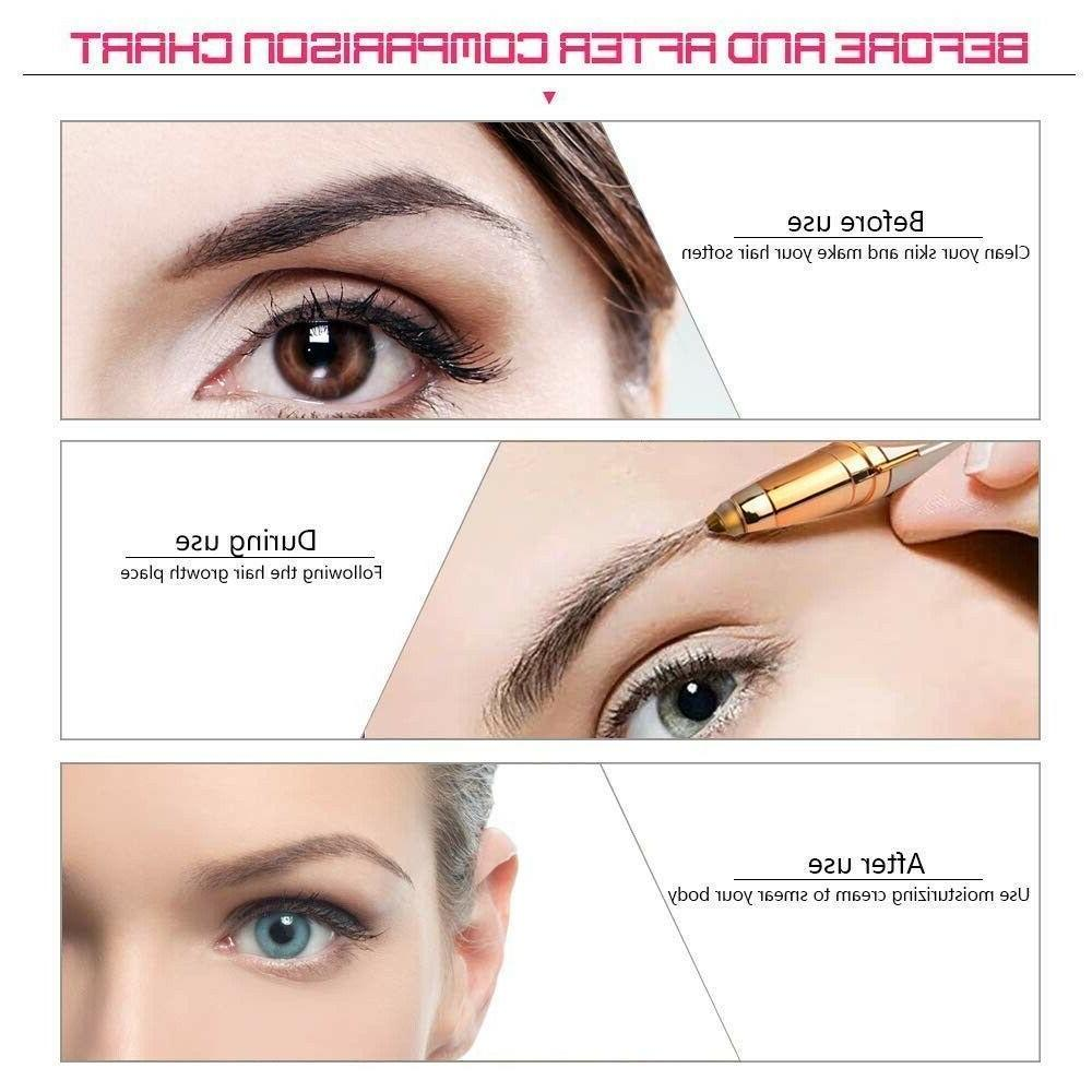 Eyebrow Removal For