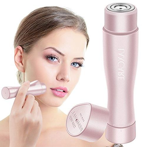 Facial Hair Removal Women, Laxcare Painless Flawless Waterproof Light