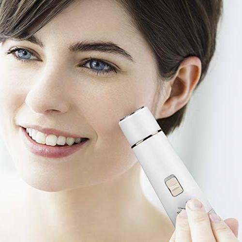 Facial Hair for Women Rechargeable - USB Rechargeable Remover Armpit, and Body, Best Gift Women