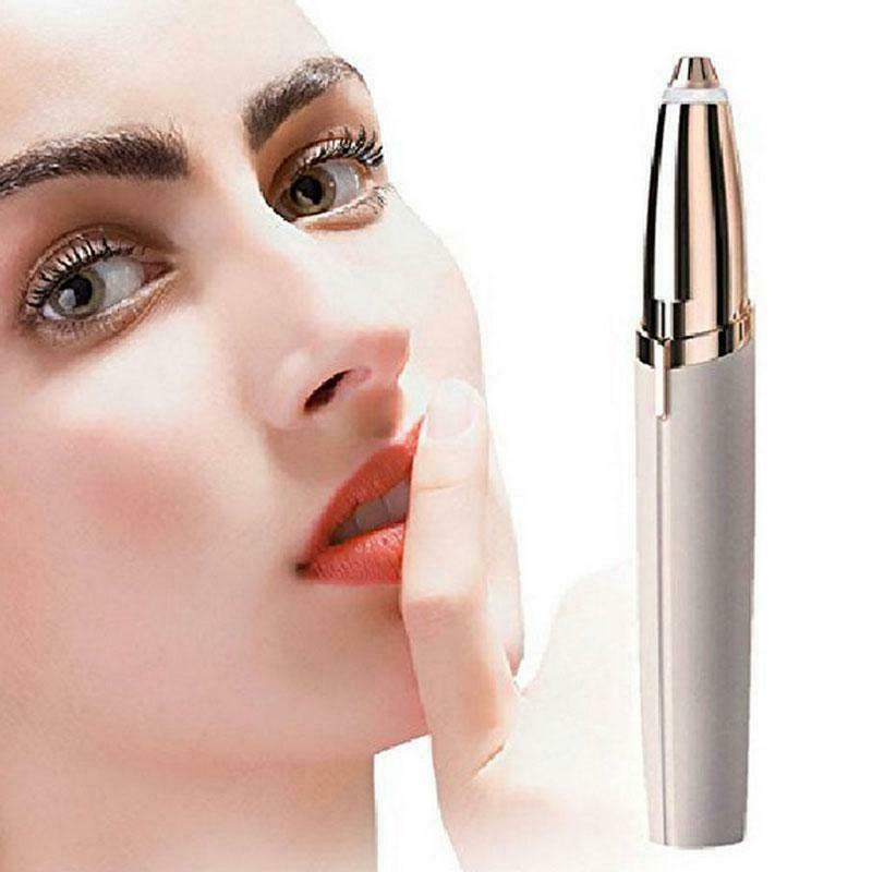 Finishing Brows Trimmer Electric Hair Removal