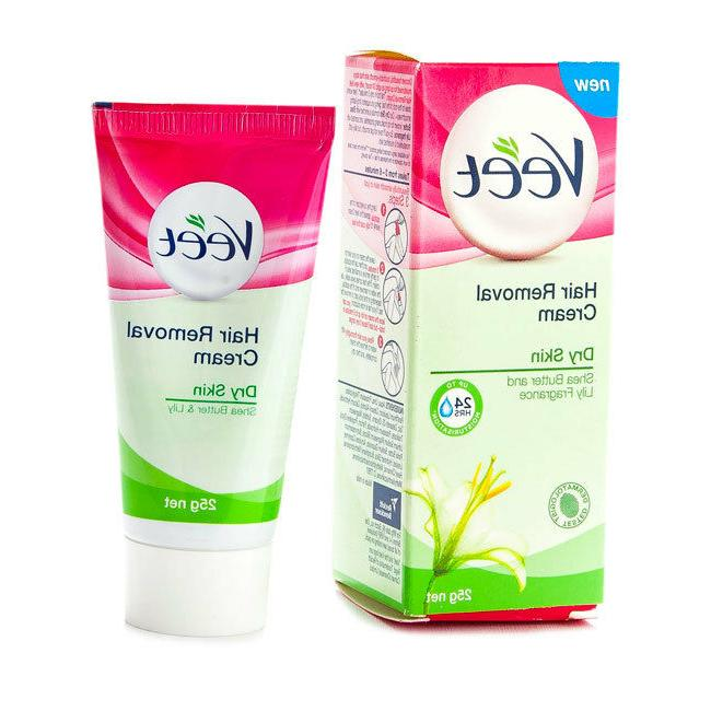Veet Hair Removal Cream For Dry Skin - 25 gm Intimate Care