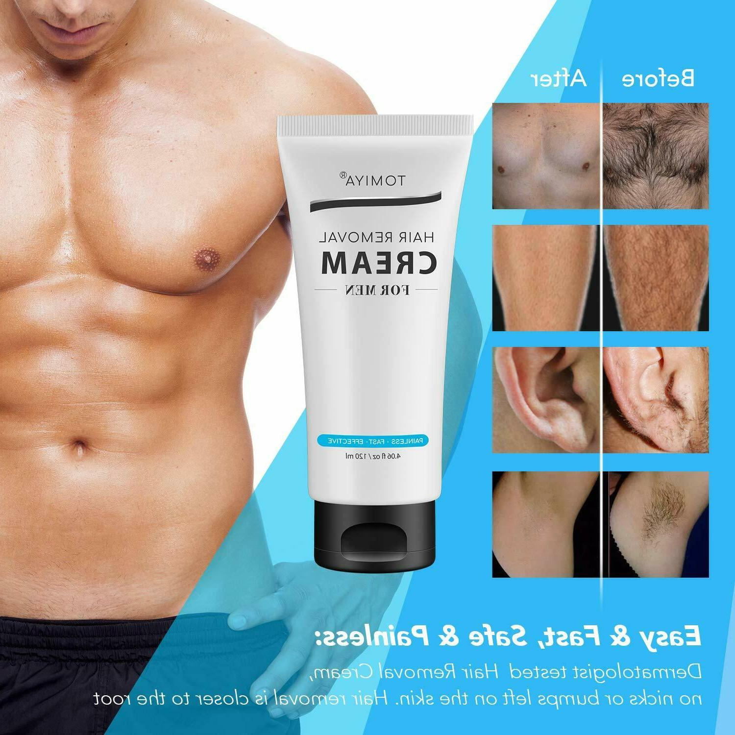 Hair & Friendly Fast & Men 120ml