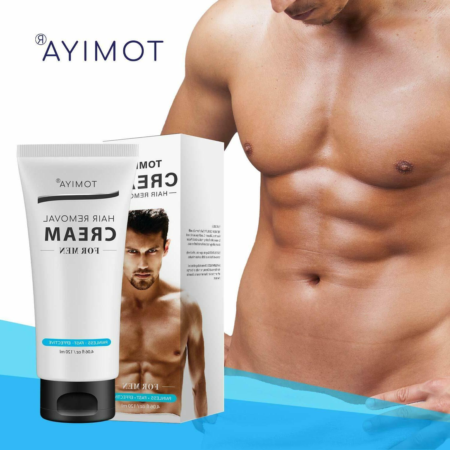 Hair Removal & Fast & Men