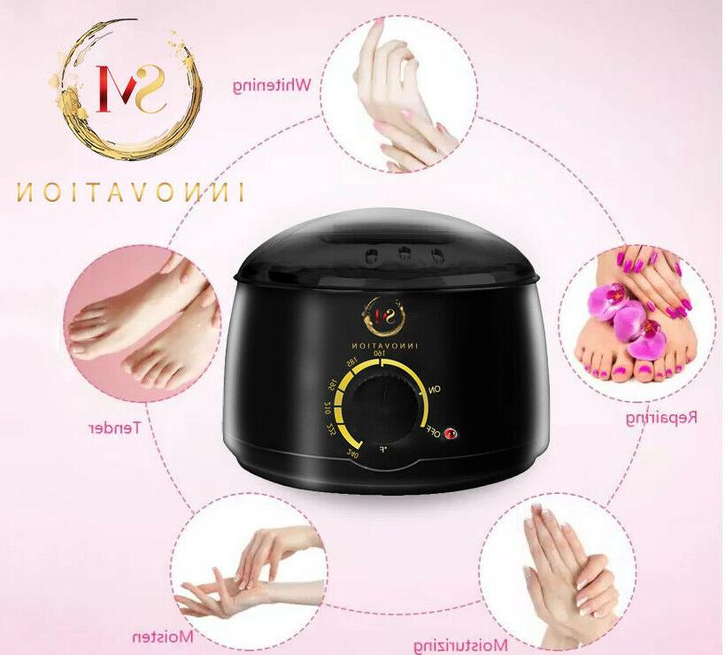 Hair Removal Hot Electric Warmer + beans