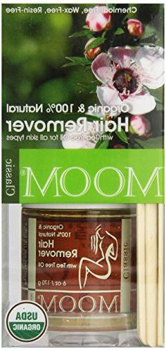 MOOM HAIR RMVL KIT,OG2,CLASSIC, CT